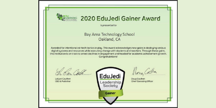 BayTech Recognized with Award for Ed Tech Tactics