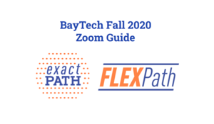 BayTech Fall 2020 Zoom Guide