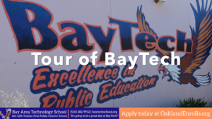 BayTech Campus Tour Video!