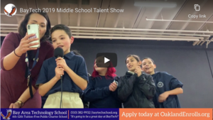 Check out our BayTech Talent Shows!