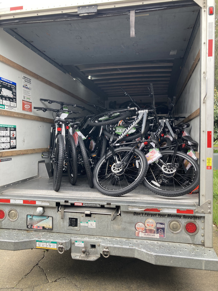 BayTech Bikes are here!