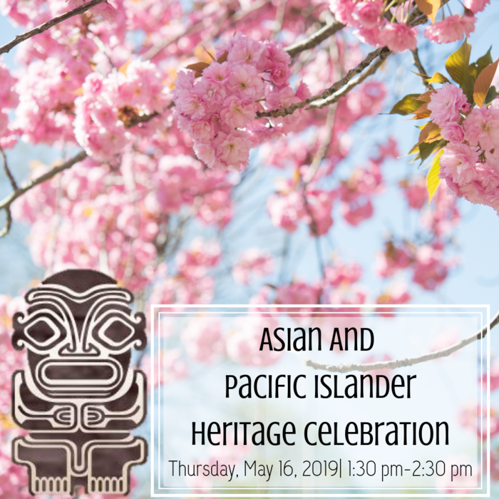 Asian Pacific heritage