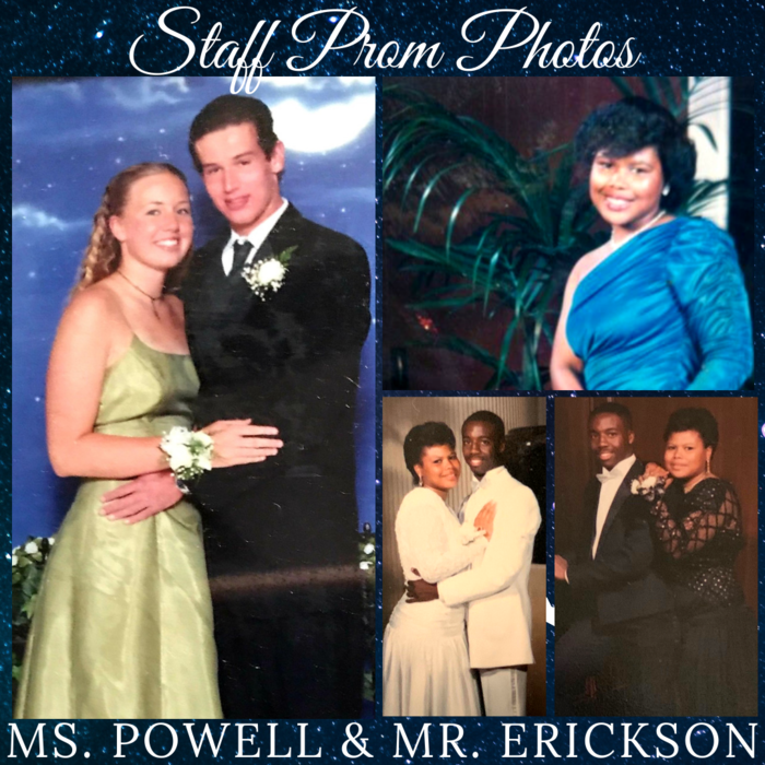 Powell and Erickson Prom